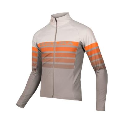 Endura Pro SL Harmaa Oranssi Miesten Pyöräilytakki