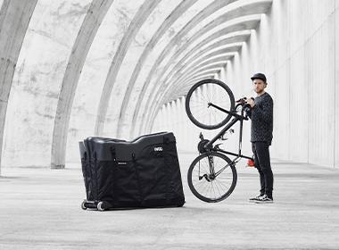 EVOC  Pyörän varastointi & kuljetus