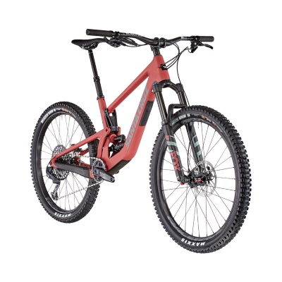 Santa Cruz 5010 4 C S-Kit Punainen Enduro Maastopyörä