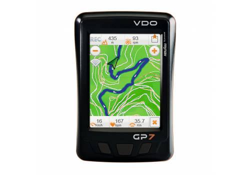 GPS navigaattori pyörään
