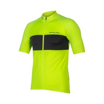 Endura FS260 Pro Neonkeltainen Miesten Pyöräilypaita