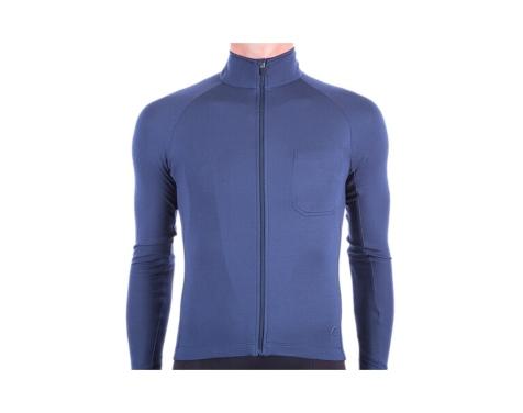 Isadore Long Sleeve Jersey Sininen Downhill-paita