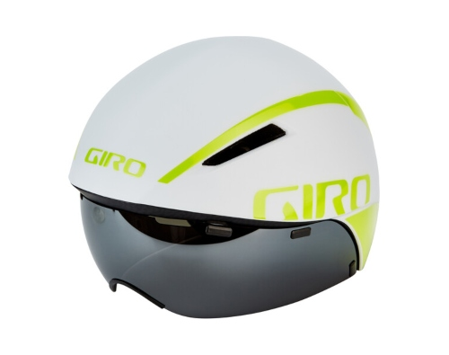 Giro Aerohead MIPS Matta valkoinen Kypärä