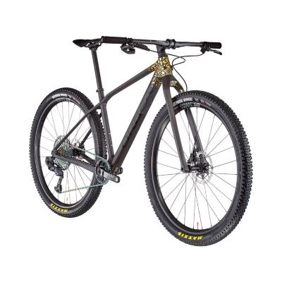 Orbea Alma M-LTD Carbon Musta-kultainen Maastopyörä