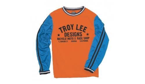 Troy Lee Designs extreme-pyöräilyhenkiset vaatteet kätevästi kotiovelle netistä!