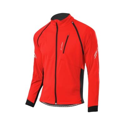 Löffler San Remo 2 WS Punainen Miesten Maantiepyöräilytakki